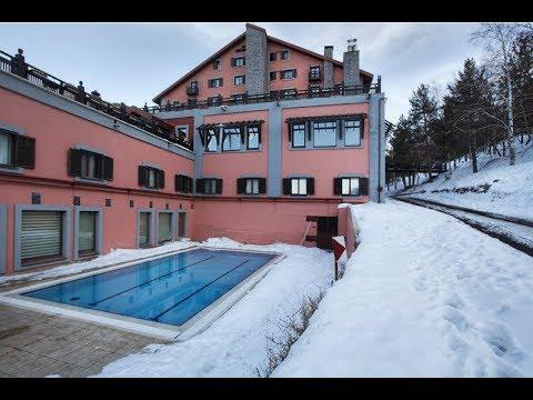 Dedeman Erzurum Palandoken Ski Lodge 4* (Турция, Эрзурум, Паландокен)