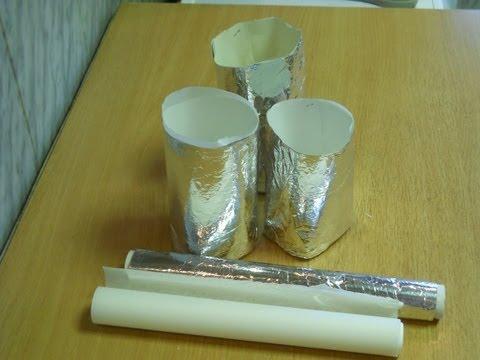 Формы для куличей из пергамента своими руками