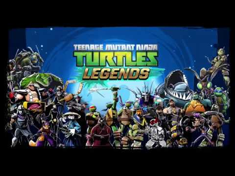 Ninja Turtles: Legends APK Cover