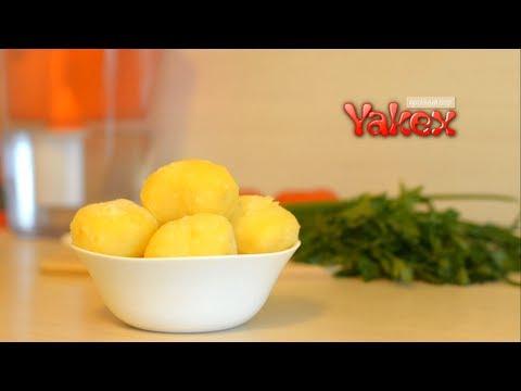 Как сварить картошку - видео