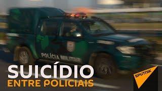 Por que suicídios entre policiais de SP crescem?
