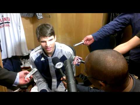 Kyle Korver Continues the Streak As the Hawks Win Over the Clippers