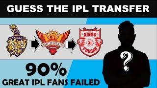 Guess the IPL Superstars by Club Transfer     TRENDING Cricket Game BY IzzMizz