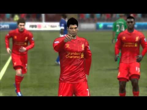 Fifa 14 LIverpoolFC Harlem Shake