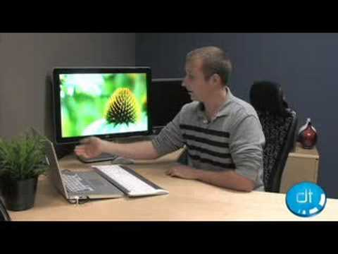 HP Pavilion w2408 LCD Monitor Review