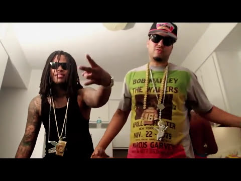 French Montana & Waka Flocka - Move That Cane Music Videos