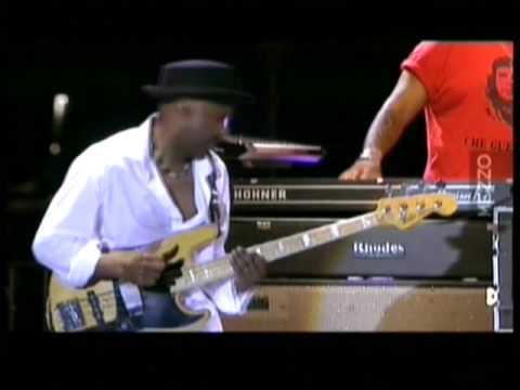 Marcus Miller & Poogie Bell - Panther (Jazz a Juan)