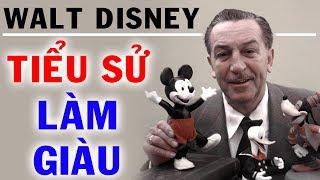 Tiểu Sử Walt Disney – Hành Trình Từ Kẻ Vô Gia Cư Trở Thành Ông Vua Hoạt Hình Quyền Lực Nhất Nước Mỹ