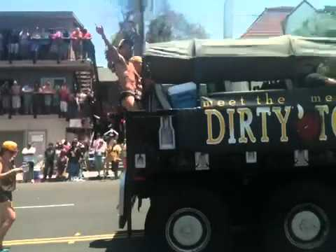 Dirty Tony at San Diego Pride 2012