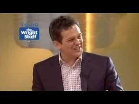 John Barrowman - The Wright Stuff - Scottish Accent