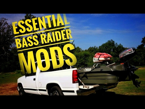 Pelican Bass Raider 10e Cheap Mods