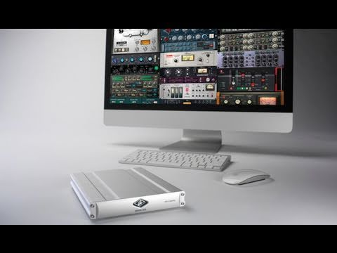 Universal Audio UAD-2 Satellite for iMac | Macbook Pro: First Look and Demo (NAMM 2011)
