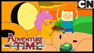 Adventure Time | All the Little People | Cartoon Network