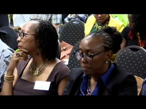SALISES Caribbean Youth Development Conference 2015-Civic Responsibility & Youth Advocacy.