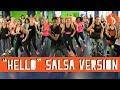 Hello (salsa version) - Mandinga - Zürich, Switzerland