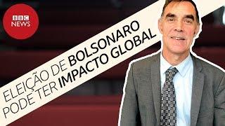 Bolsonaro presidente: especialista britânico analisa sinais enviados ao mundo por eleição