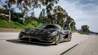 The Arrival of my Koenigsegg Agera RS!