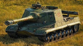World of Tanks Object 268 - 7 Kills 9,7K Damage