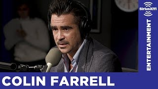 Colin Farrell Didn't Get Into Movies for the Fame