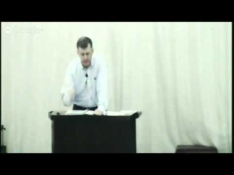 El Instituto para la Predicación Expositiva por el Dr. Steve Lawson Dia 2