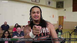 WEB Shows II ACE Overdrive ep. 4 s 2 (Pro Wrestling)