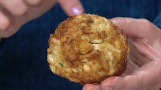 Great Gourmet (6) or (12) 8-oz Colossal Crab Cakes on QVC