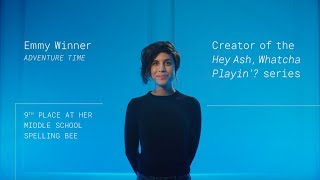 Google Play Presents First Person | Ashly Burch