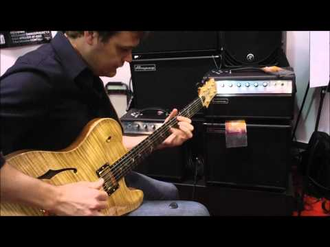 Ampeg GVT - Play Test - Adam Miller