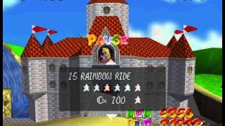 Super Mario 64 - Pause BLJ (PBLJ) Non-TAS