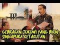 Ketakutan Singapura Atas Gebrakan Jokowi