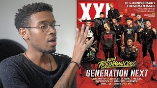 XXL 2017 FRESHMAN COVER IS TRASH!!