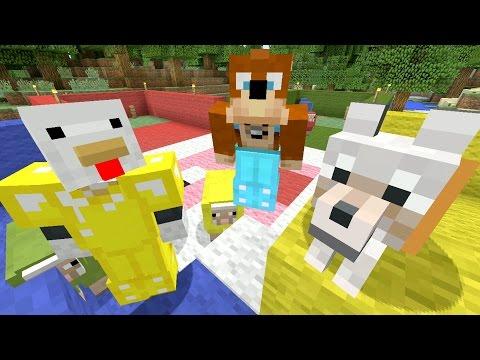 Minecraft Xbox - Sheep Shuffle [304]