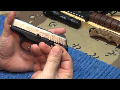 Ruger LC9 Disassemble