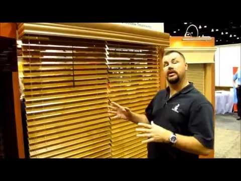 Glider Blinds Track System(TM) for Sliding Glass Doors - 3 Blind Mice San Diego