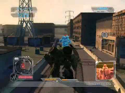 Transformers Revenge Of The Fallen - The Game Decepticon (Part 1)