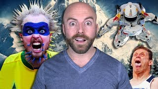 10 Craziest Extreme Sports That Are Illegal!