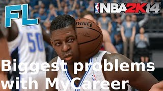 NBA 2K14: Biggest Problems with My Career, A Wishlist