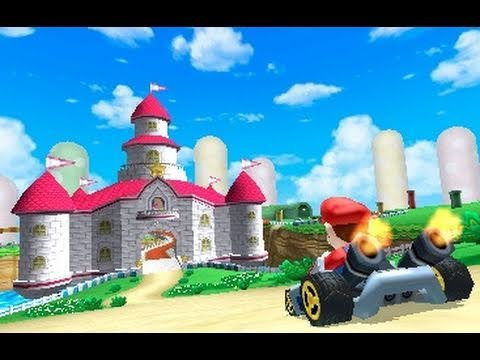 Mario Kart 3DS: Official Trailer (E3 2011)
