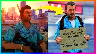 15 Easter Eggs That Proves Tommy Vercetti Is STILL ALIVE In Grand Theft Auto 5! (GTA 5)