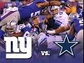 NBC Week 12 NFL Sunday Night Football Dallas Cowboys vs. New York Giants Review/Recap!