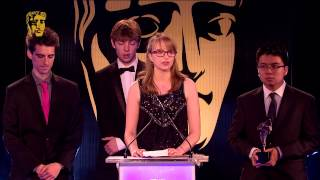 Chambara takes BAFTA Ones To Watch Award 2015