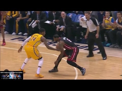 LeBron James Offense Highlights 2013/2014 Part 4
