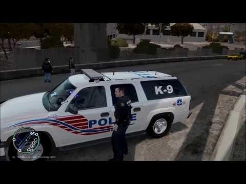 GTA IV LCPDFR SP Ep.14 - Alderney City Patrol