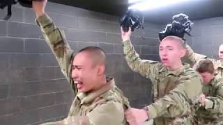 Army Basic Training: Gas Chamber (Episode 5)