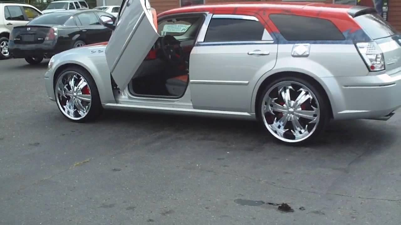 2006 Dodge Magnum Custom Paint Cheap Dodge in North Carolin - YouTube