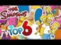 Top 6 Juegos de Los Simpsons