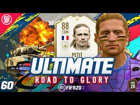 WAS IT ENOUGH?!?!? ULTIMATE RTG #60 - FIFA 20 Ultimate Team Road to Glory