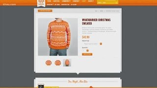 What-A-Swag! Whataburger selling Christmas sweaters