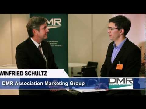 DMR Association at PMRExpo 2012, Winfried Schultz