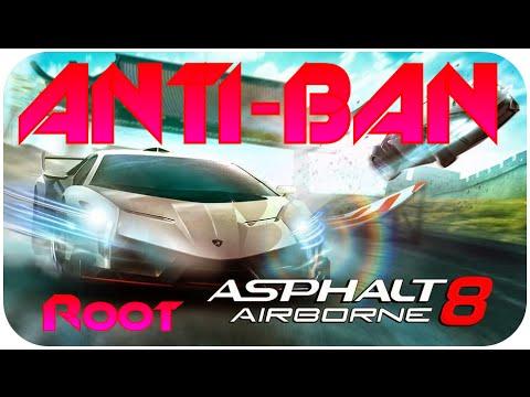 Asphalt 8 Anti-Ban ITA (Root)